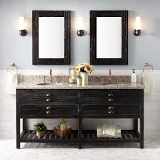 Reclaimed Wood Bathroom Mirror How To Make Reclaimed Wood Bathroom Mirror Frame Top Bathroom