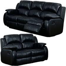 3 Seater Cream Leather Sofa Black Leather Reclining Sofa Sanblasferry
