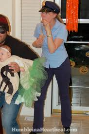 Unique Family Halloween Costume Ideas With Baby by Family Halloween Costume Idea Robbing The Bank Humble In A