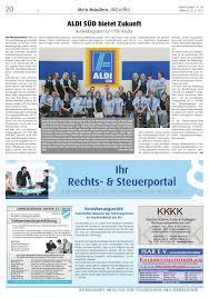 Aldi Bad Reichenhall Kw 38 2010 By Wochenanzeiger Medien Gmbh Issuu