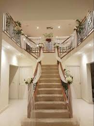 home decoration for wedding my reception venue features a huge staircase possibility