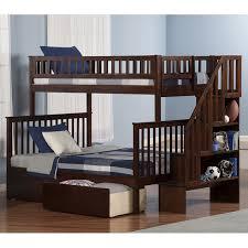 viv rae shyann bunk bed with storage u0026 reviews wayfair