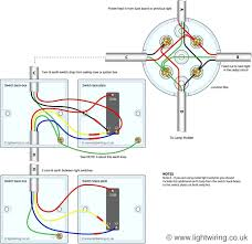 2 pole switch wiring diagram 4 way light in webtor me