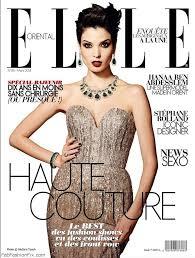 hanaa ben abdesslem fashion model profile on new york magazine hanaa ben abdesslem for elle arab world march 2014 fab fashion fix