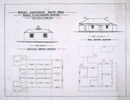 lighthouse floor plans file hornby lighthouse repairs to light keeper s quarters front