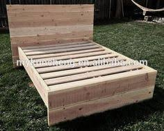 how to make a bed frame u2013 free bed frame plans woodworking