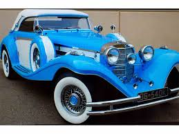 1936 mercedes benz 540k for sale classiccars com cc 1003198