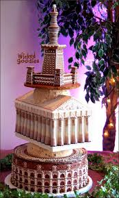 how to use wood dowels in stacked cakes wedding cake designs