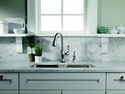 brizo tresa kitchen faucet ideas adjustable brizo kitchen faucets with unique design for