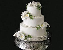 wedding cake plates ideas wedding cake plates wonderful design stand etsy