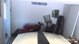 extreme garage makeover man cave ep 1 youtube