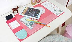 desk pad calendar protector amazon com mirstan large size mouse pad anti slip desk mouse mat