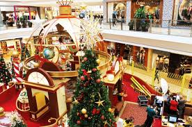 Christmas Decorations For Shopping Centers by Avoiding The Pre Christmas Shopping Mayhem The Toronto Observer