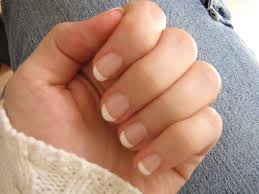 diy solution how to whiten yellow nails