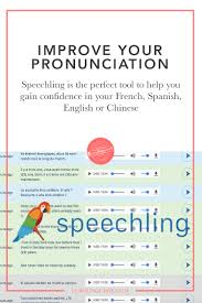 pronunciation speechling review gain confidence in your speaking