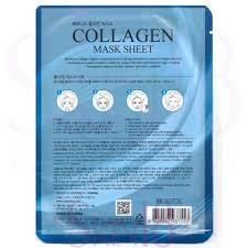Collagen Mask baroness collagen mask sheet exp date 09 18 skin18com