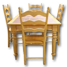Used Dining Room Sets Chair Dining Sets Amish Furniture In Shipshewana Indiana Maple