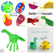 10 awesome dinosaur crafts kids planning playtime