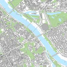 Map Poland Warsaw Map Print Poland Grey U2013 Maps As Art