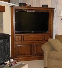 tv cabinets u2014 sun valley wood works