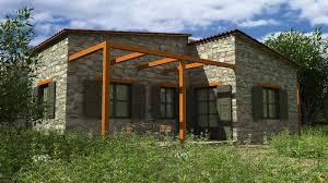 plans stone houses house plan