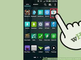 how to put parental controls on android phone how to disable parental controls on android 10 steps