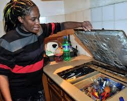 cafards cuisine albi un appartement sans chauffage infesté de cafards 20 12 2011