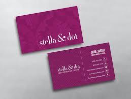 Stella And Dot Business Cards Stella U0026 Dot Business Card 08