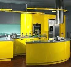 Yellow Kitchen Cabinet Yellow Kitchen Cabinets Best Yellow Kitchen Cabinets Ideas On