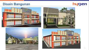 disain bangunan u2013 pt hygen indonesia