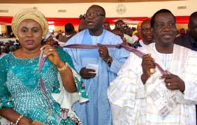 harvest thanksgiving service we are succeeding because of prayers governor simon lalong of