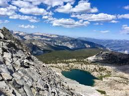 Sierra High Route Map by High Sierra Leor Pantilat U0027s Adventures