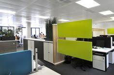 amenagement bureau design open space agencé par cléram style design bureau architecture