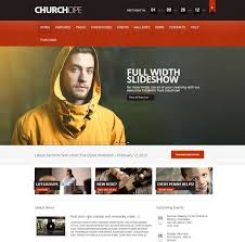 10 free and premium church wordpress themes ginva