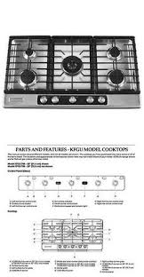 Ebay Cooktop Cooktops 71246 Fggc3047qs Stainless Steel 30 Inch Gas Cooktop
