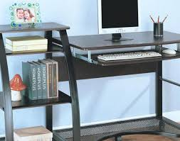 Laptop Desk With Printer Shelf Fascinating Thrilling Computer Desk 14 With Printer Shelf Uk