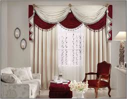 Long Kitchen Curtains by Kitchen Curtains For Long Windows Curtains Home Design Ideas
