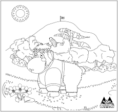 coloring terry fox coloring page