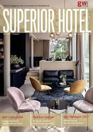 Wohnzimmerm El Trends Superior Hotel 1 2017 By Gw Verlag Issuu