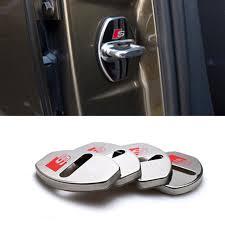 audi a6 b8 aliexpress com buy car door lock cover for audi a6 c5 a4 b6 a4