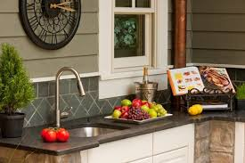 Outdoor Kitchen Sinks And Faucet Outdoor Kitchen Faucet Diferencial Kitchen