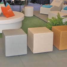 la fete cube ottoman interiordesignerdecor