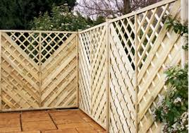 trellis fence panels crafts home