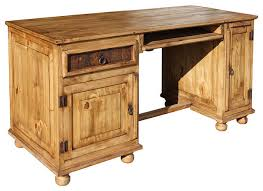 Pine Office Furniture by Unique Rustic Desk Chairs And Western Home U003e Western Furniture