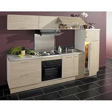 cuisine petit budget cuisine complète avec électroménager chêne aragon tous les