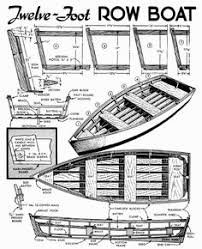 Free Wooden Boat Plans Download by A 12 Ft 2 Sheet Skiff Free Boat Plans Boat Building
