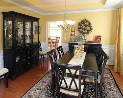 dining room color ideas marvelous dining room colors with chair rail dining room color