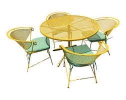 Vintage Woodard Patio Furniture by Vintage Patio Furniture Etsy