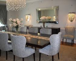 Mirror Dining Table by Home Design Kitchen Track Lighting Ideas Dining Room Light