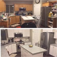 Diy Kitchen Cabinets Makeover Kitchen Cabinet Makeover Diy